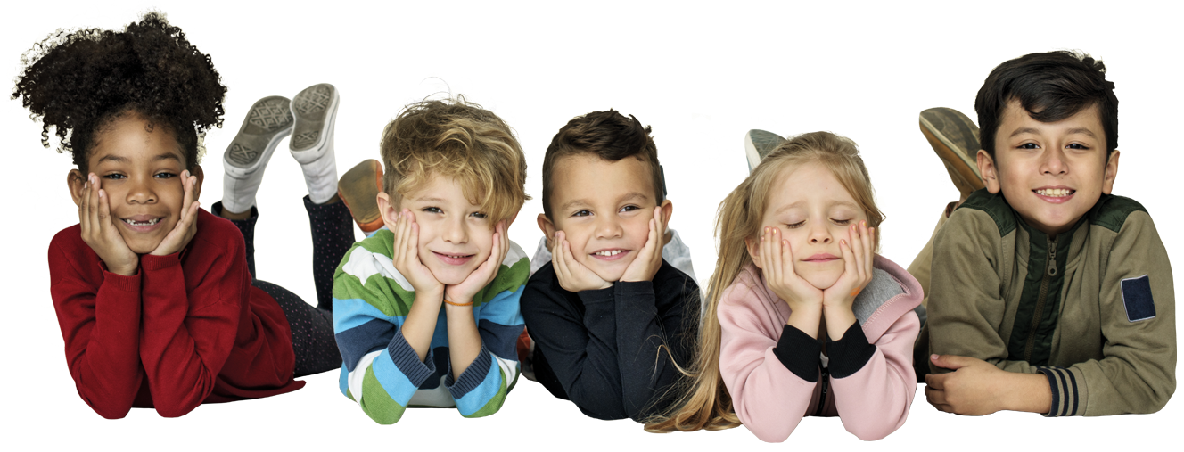 Moulton Pre School: Group of Kids